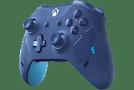 MICROSOFT Xbox Wireless Controller – Sport Blue Special Edition Controller, Blau