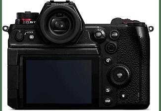 PANASONIC DC-S1HE-K Gehäuse Systemkamera, 8 cm Display Touchscreen, WLAN