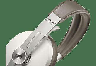 SENNHEISER New MOMENTUM Wireless Noise Cancelling, Over-ear Kopfhörer Bluetooth Sandy White
