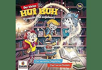 Der Kleine Hui Buh - 014/Der verrückte Zeugnistag/Das Fest im Dunkeln  - (CD)