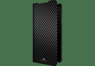 BLACK ROCK Flex Carbon, Bookcover, Samsung, Galaxy Note 10, Schwarz