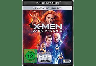 X-Men: Dark Phoenix 4K Ultra HD Blu-ray + Blu-ray