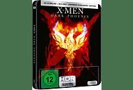 X-Men: Dark Phoenix (Steel Edition) [4K Ultra HD Blu-ray + Blu-ray]