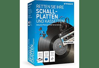 Retten Sie Ihre Schallplatten & Kassetten! - [PC]