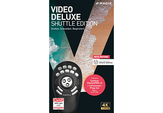 Video deluxe Shuttle Edition - [PC]