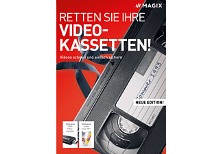Retten Sie Ihre Videokassetten! - [PC]