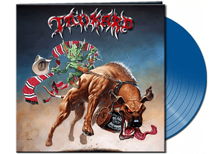 Tankard - Beast Of Bourbon (Lim.Blue Vinyl)  - (Vinyl)