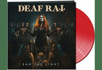 Deaf Rat - Ban The Light (Lim.Clear Red Vinyl)  - (Vinyl)