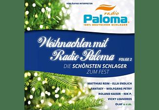 VARIOUS - WEIHNACHTEN MIT RADIO PALOMA (2)  - (CD)