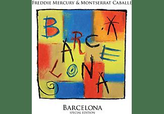 Freddie Mercury, Montserrat Caballé - Barcelona  - (Vinyl)