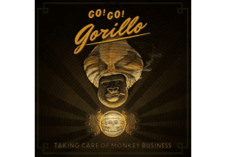 Go! Go! Gorillo! - Taking Care Of Monkey Business (180g LP+MP3)  - (LP + Download)