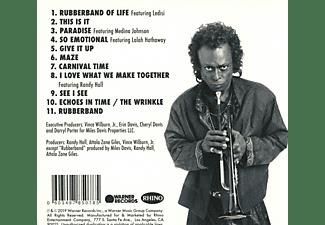 Miles Davis - Rubberband  - (CD)