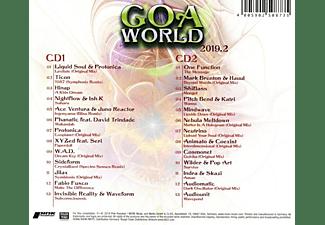 VARIOUS - Goa World 2019.2  - (CD)