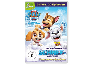 Paw Patrol-Die schönsten Schnee-Abenteuer... DVD