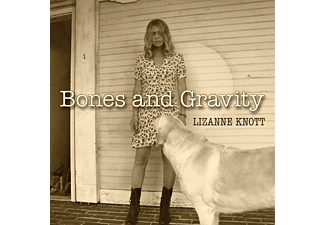 Lizanne Knott - BONES AND GRAVITY  - (CD)