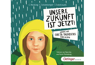 Schönberger,C.,  Hecking,C.,  Sokolowski,I. - Unsere Zukunft ist jetzt!  - (CD)