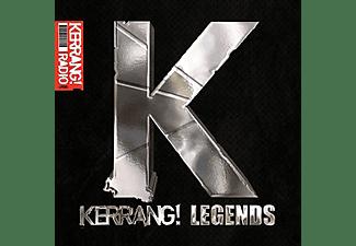 VARIOUS - Kerrang! Legends  - (Vinyl)