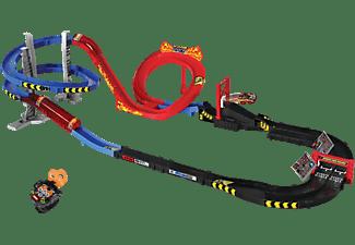 VTECH Turbo Force Racers - Actiontrack Spielset Fahrzeuge, Mehrfarbig