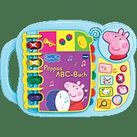 VTECH Peppas ABC-Buch Kleinkindspielzeug, Mehrfarbig