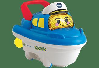VTECH Tut Tut Baby Badewelt - Wasserschutzpolizei Badespielzeug, Mehrfarbig