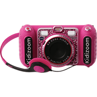 VTECH Kidizoom Duo DX pink Kamera, Mehrfarbig