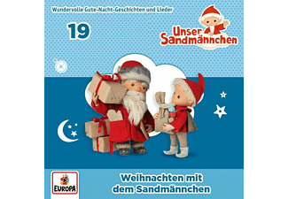 Unser Sandmännchen - 019/Weihnachten mit dem Sandmännchen  - (CD)