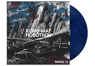 Kombynat Robotron - MODUL 12 -COLOURED-  - (Vinyl)