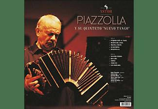 Astor Piazzolla - NUESTRO TIEMPO  - (Vinyl)