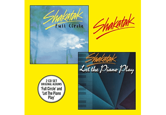 Shakatak - FULL CIRCLE / LET THE..  - (CD)