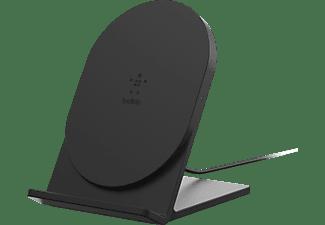 BELKIN Qi Wireless Charger Stand Induktive Ladestation Universal, Schwarz