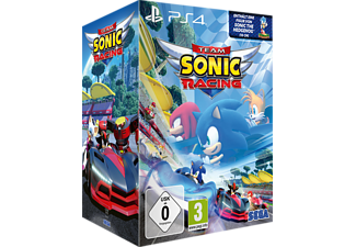 Team Sonic Racing Collectors Edition - [PlayStation 4]