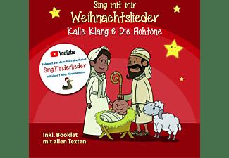 Kalle Klang, Die Flohtöne - Sing Mit Mir Weihnachtslieder  - (CD)
