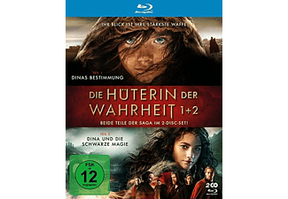 Die Hüterin Der Wahrheit-Teil 1 & 2 Blu-ray