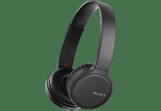 SONY Bluetooth Kopfhörer WH-CH510 mit eingebautem Voice Assistant, schwarz