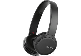 SONY WH-CH510, On-ear Kopfhörer, Headsetfunktion, Bluetooth, Schwarz