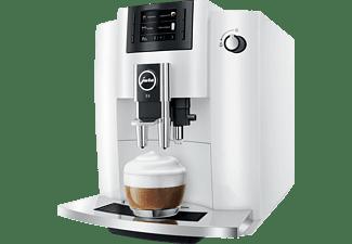 JURA E6 Kaffeevollautomat Piano White