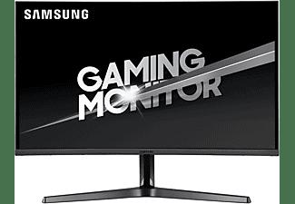 SAMSUNG LC27JG56QQUXEN 27 Zoll WQHD Gaming Monitor (4 ms Reaktionszeit, 144 Hz)