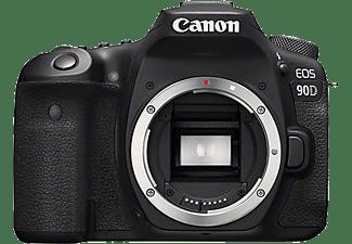 CANON Spiegelreflexkamera EOS 90D Gehäuse, schwarz(3616C003)