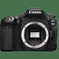 CANON EOS 90D Spiegelreflexkamera Gehäuse, schwarz(3616C003)