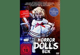 Horror Dolls Box DVD