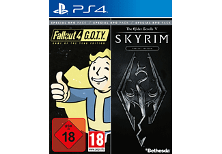 Bethesda Special RPG Pack - [PlayStation 4]
