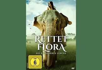 Rettet Flora-Die Reise ihres Lebens DVD