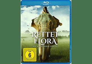 Rettet Flora-Die Reise ihres Lebens Blu-ray