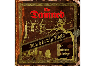 The Damned - BLACK IS THE.. -REMAST-  - (CD)