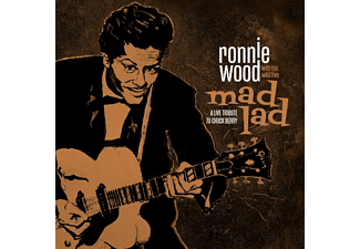Ronnie With His Wild Five Wood - Mad Lad:A Live Tribute to Chuck Berry  - (Vinyl)