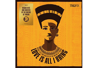 VARIOUS - Love is All I Bring(Reggae Hits And Rarities by th  - (Vinyl)