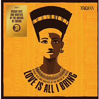 VARIOUS - Love is All I Bring(Reggae Hits And Rarities by th [Vinyl]