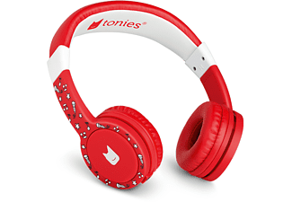 Tonies Kopfhörer Lauscher Rot