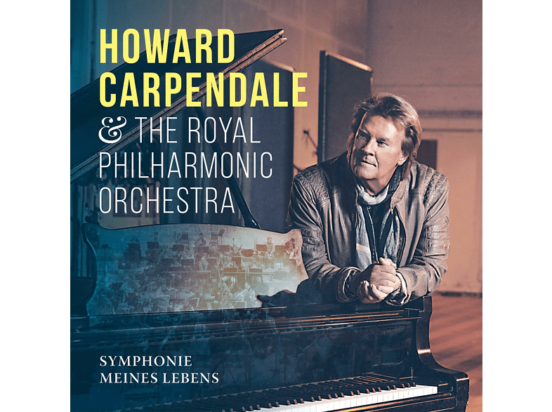 Howard Carpendale, The Royal Philharmonic Orchestra - Symphonie meines Lebens [CD]