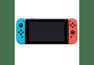 "Consola - Nintendo Switch Modelo 2019, 6.2"", Joy-Con, Azul y Rojo Neón"
